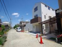 【新築一戸建】吹田市天道町B号地