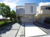 【建物完成見学会】西宮市柏堂町 ~空と風景のある家~