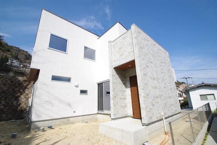 【新築一戸建】西宮市苦楽園四番町 【2号地】 建物完成!!