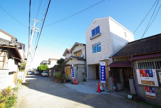 【新築一戸建】吹田市天道町 C号地