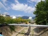 都賀川まで徒歩4分