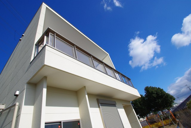 【新築一戸建】柏堂町B「外居間のある家」