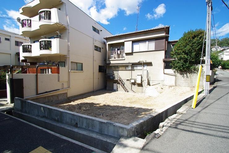 【建築条件付売土地】神戸市灘区寺口町