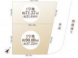 今津巽町 区画図