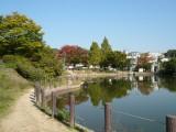 樋の池公園 約1080m