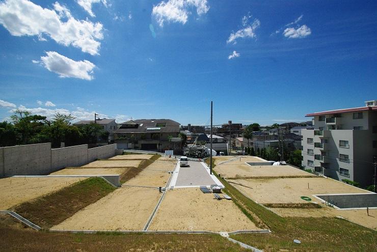 【売土地】西宮市満池谷町 ~セセラの街~ 建築条件付売土地 全10区画